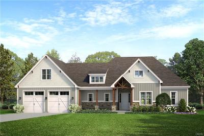Syracuse Single Family Home A-Active: Lot 78 A Outlook Drive