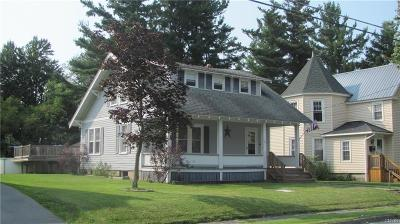 St Lawrence County Single Family Home A-Active: 161 Rock Island Street