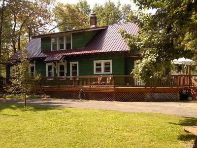 Syracuse Single Family Home U-Under Contract: 216 Kirsch Drive