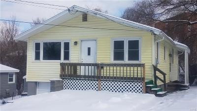 Syracuse Single Family Home U-Under Contract: 133 Benedict Avenue