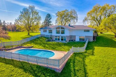 Watertown Single Family Home A-Active: 19612 Hillside Drive