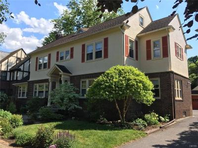 Syracuse Single Family Home A-Active: 307 Sedgwick Drive
