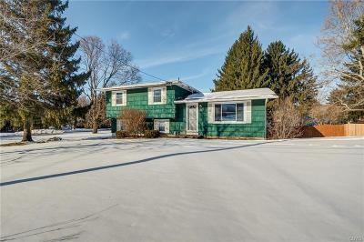 Syracuse Single Family Home A-Active: 110 Wickson Road