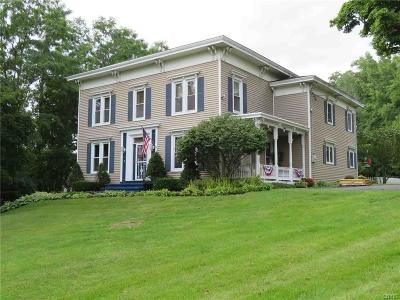 Clayville Single Family Home A-Active: 2399 Church Road