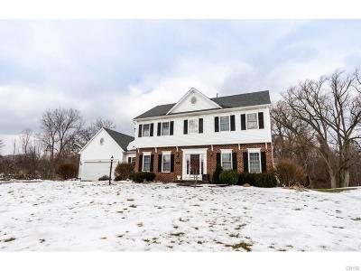 Orleans County, Monroe County, Niagara County, Erie County Single Family Home A-Active: 300 Sunningdale Rise