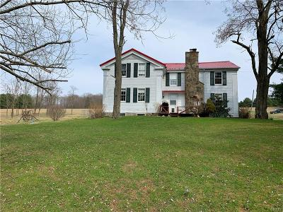 Hinsdale Single Family Home For Sale: 206 Yardman Road