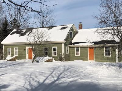 Madison Single Family Home A-Active: 2913 Johnny Cake Hill Rd. Road