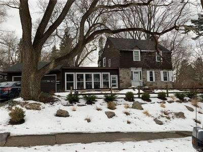 Syracuse Single Family Home U-Under Contract: 204 Sherbourne Road