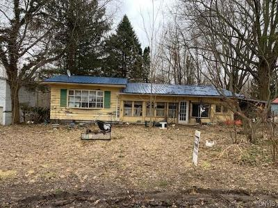 Single Family Home A-Active: 8850 Pump Road
