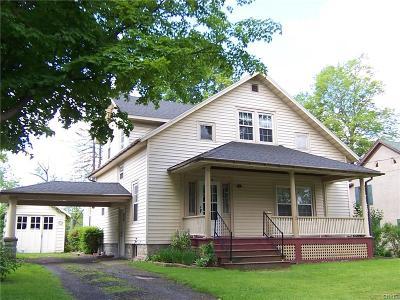 Vernon Single Family Home For Sale: 70 Seneca Avenue