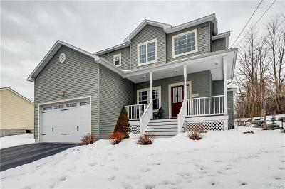 Syracuse Single Family Home U-Under Contract: 4451 Cleveland Rd