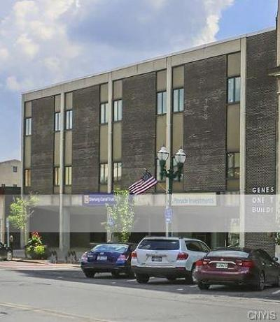 Commercial Lease A-Active: 110 Genesee Street