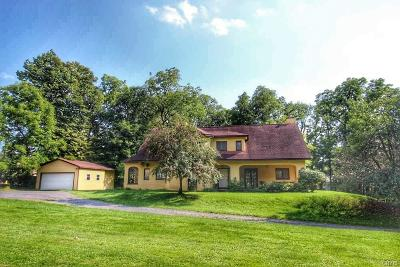 Auburn Single Family Home A-Active: 7332 Owasco Road