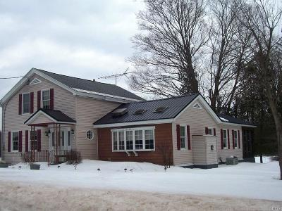 Rome Single Family Home A-Active: 4192 Senn Road