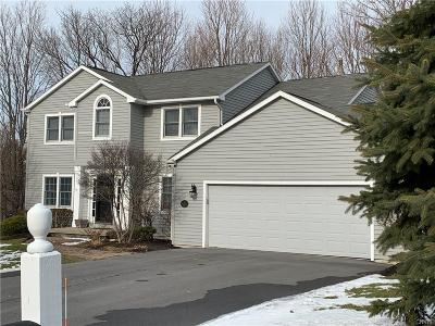 Syracuse Single Family Home A-Active: 4892 Cornish Heights Parkway
