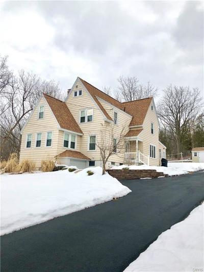 Syracuse Single Family Home A-Active: 2906 West Genesee Street