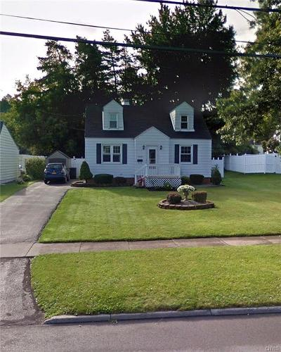 Utica Single Family Home C-Continue Show: 2605 Oneida Street