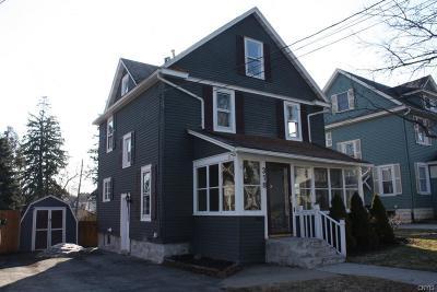 Cayuga County Single Family Home A-Active: 318 North Seward Avenue