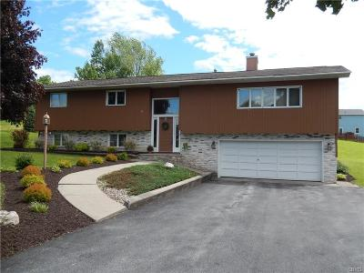 Watertown-city Single Family Home For Sale: 417 Newman Drive