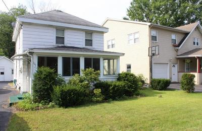 Syracuse Single Family Home A-Active: 107 Elbow Road