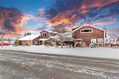 Single Family Home A-Active: 260 East Lake Road