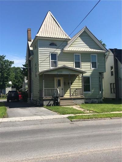 Watertown-City NY Multi Family Home Pending: $84,900