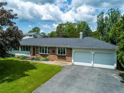 Whitestown Single Family Home For Sale: 6307 Airport Road