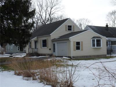 Syracuse Single Family Home A-Active: 712 Beley Avenue