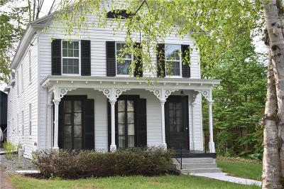 Cazenovia Single Family Home A-Active: 62 Lincklaen Street