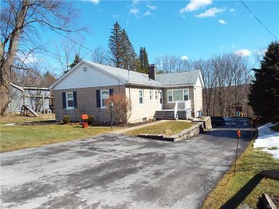 New Hartford Single Family Home A-Active: 3720 Oxford Rd.