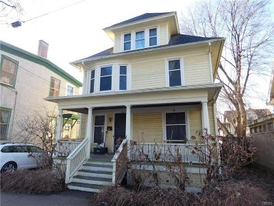 Multi Family 2-4 A-Active: 205 West Buffalo Street