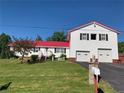 Stockbridge Single Family Home For Sale: 5790 Streeter Road