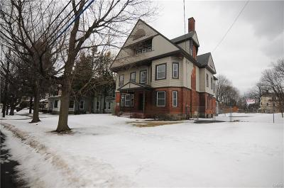 Utica Single Family Home A-Active: 33 Jewett Pl