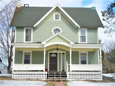 Single Family Home Sold: 14380 Maple Street