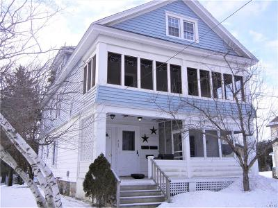 Carthage NY Multi Family 2-4 A-Active: $154,900