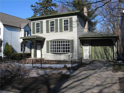 Single Family Home U-Under Contract: 183 East Ninth Street