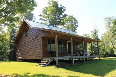 St Lawrence County Residential Lots & Land A-Active: Lems Pond/Off Sh 3