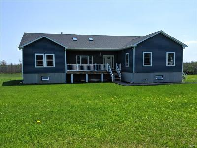 Jefferson County Single Family Home A-Active: 36020 State Route 12