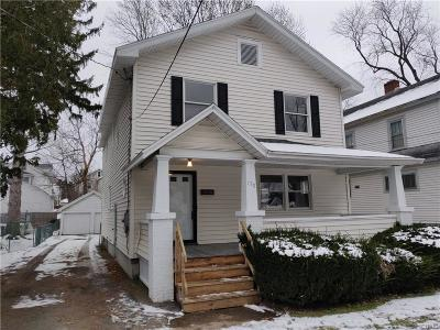 Syracuse Single Family Home A-Active: 179 Homecroft Road