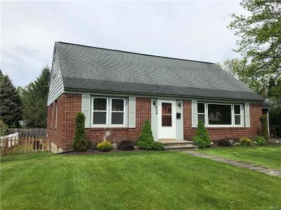 Syracuse Single Family Home A-Active: 404 Crawford Avenue