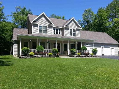 Marcy Single Family Home A-Active: 6599 Fox Road