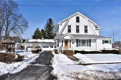 Syracuse Single Family Home A-Active: 119 Hamden Drive
