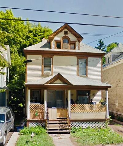 Syracuse Single Family Home A-Active: 320 West Pleasant Avenue