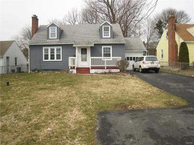 Syracuse Single Family Home A-Active: 406 Fay Road