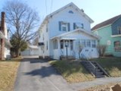 Syracuse Single Family Home A-Active: 223 Plymouth Drive