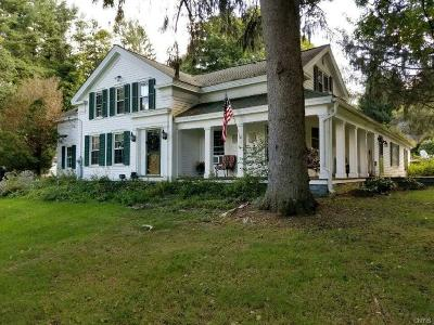Sherburne Single Family Home A-Active: 134 Furman Mill Road
