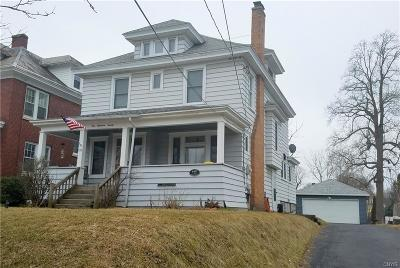 Syracuse Single Family Home A-Active: 120 Beverly Road