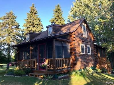 St Lawrence County Single Family Home A-Active: 154 Martin Road