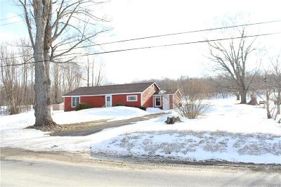 Jefferson County, Lewis County Single Family Home A-Active: 35464 Line School Road