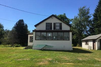 Jefferson County, Lewis County Single Family Home A-Active: 24791 Mullin Road